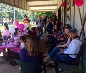 Horse-Themed Birthday Parties • Tomball, TX • Vantage Point Farm